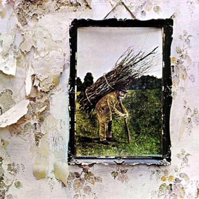 'Led Zeppelin IV,' one of the bestselling rock albums of all time, was fueled by the bandmates' resentment.
