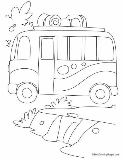 7 best Bus Coloring Pages images on Pinterest | Buses ...