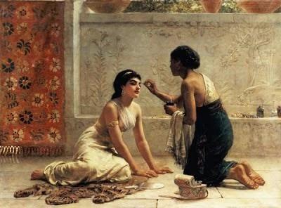 Piel perfecta: secretos de antiguas Egipcias, Diosas Romanas y Geishas