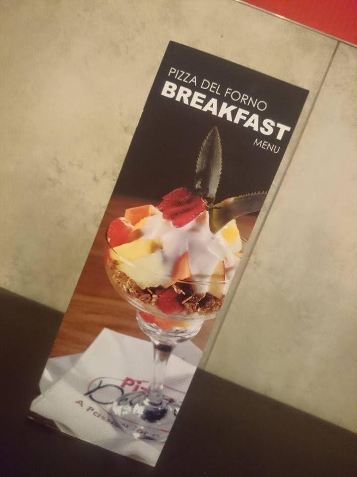 New Breakfast Menu