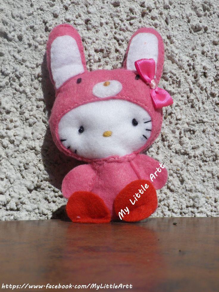 filcowa hello kitty króliczek