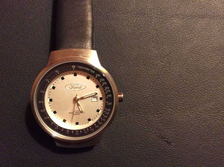 Ford Watch Damen Quarzuhr Neu