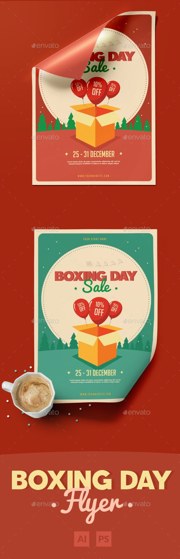 best images about christmas flyer templates boxing day flyer