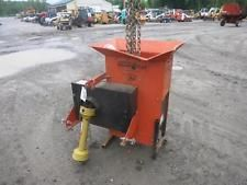 "Bear Cat 554 Wood Chipper/Shredder For Tractors 3 Point Hook Up 10"" Grinderapply now www.bncfin.com/apply"