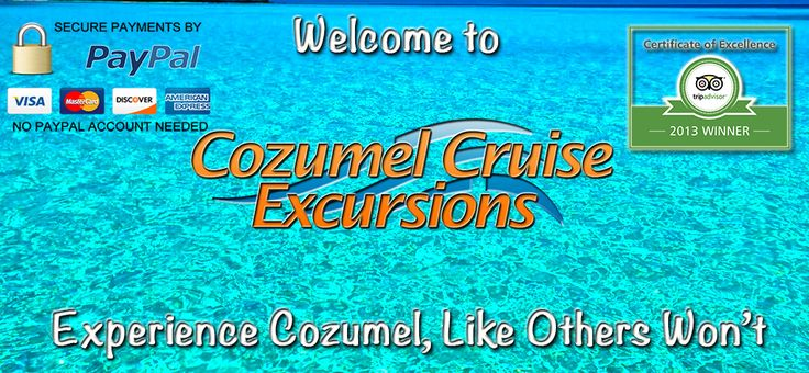 cozumel excursions in cozumel tours in cozumel mexico