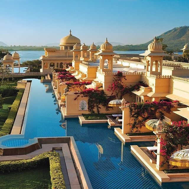 Magnificent And Magical Oberoi Udaivilas India Photo By Find This Pin More On World S Best Hotels