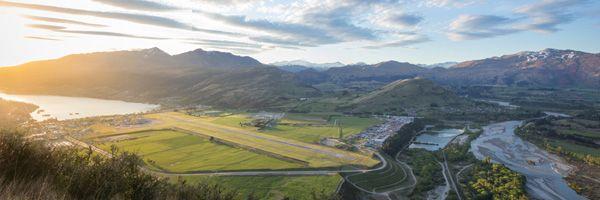 Aeropuerto de Queenstown (Nueva Zelanda) - VIAJESTIC