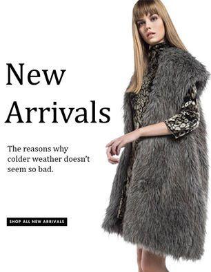 Stay warm! ❄ Γιλέκο με συνθετική γούνα > http://bit.ly/2gajttU #Helmi #winterstyle #helmistyle
