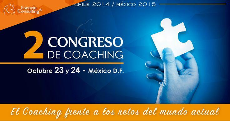 Eseecia Consulting también presente en éste excepcional foro de coaching.