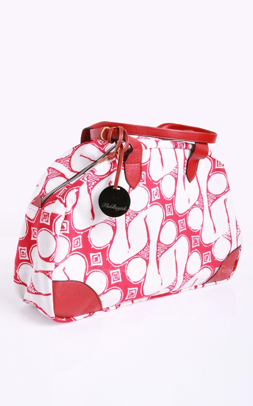 Yogyakarta Series Batik bag from The Bagtik. Grab it on www.hijup.com