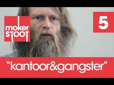 mokerSTOOT afl 5 kantoor & gangster