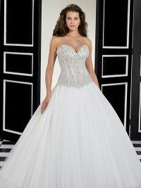 CT115 Eddy K Couture Wedding Dress