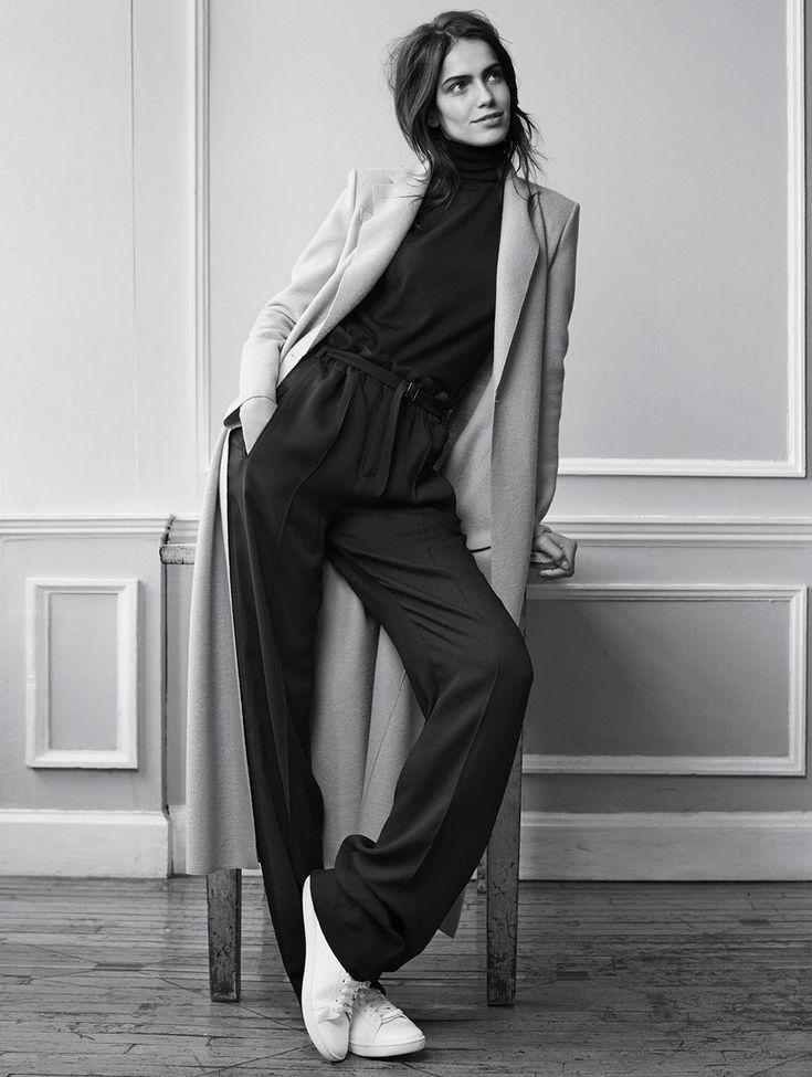 Vogue Spain September 2014 Photographer:Benny Horne Stylist: Sara Fernandez Model:Amanda Wellsh