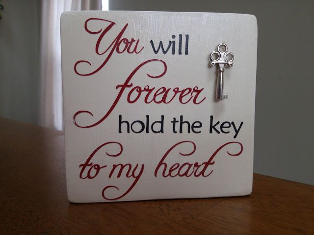 57 Best Key To My Heart Images On Pinterest