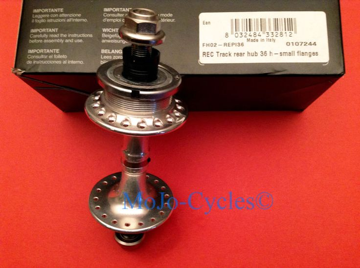 Hubs 177820: Campagnolo Record Pista Rear Silver Polish 36H Track Hub -> BUY IT NOW ONLY: $159.99 on eBay!