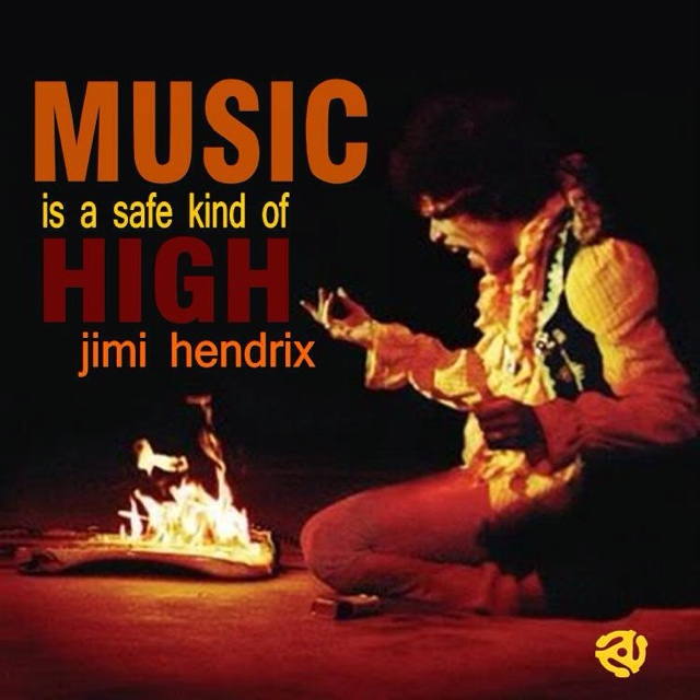 Quotes About People Who Notice: 17 Best Jimi Hendrix Quotes On Pinterest