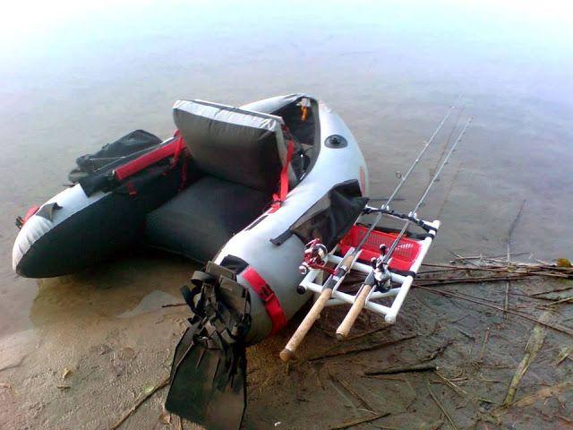 Moje pasje : Mała przeróbka - płetwy do Belly Boat.