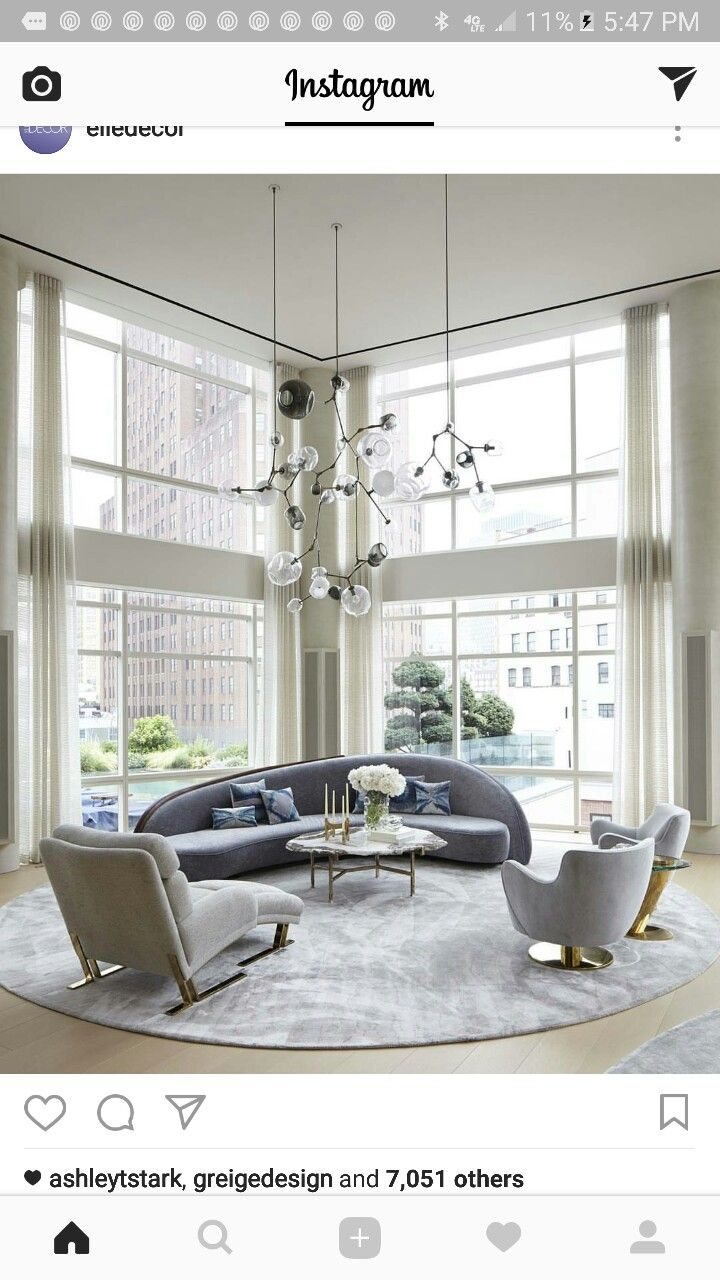 staging and great room chandeliers