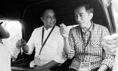 Anies Baswedan: Kampanye Jokowi-JK Digerakkan Masyarakat, Bukan Konglomerat
