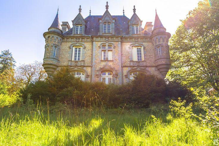 Abandoned Castles Europe Abandoned Castles Europe U S States