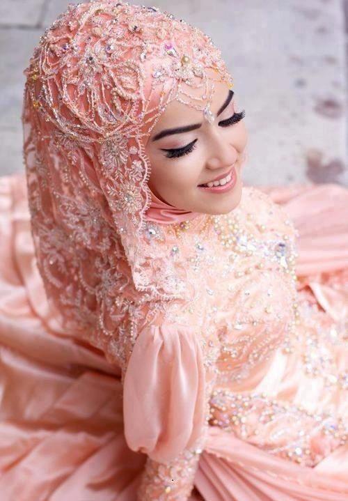 Best Wedding Hijab Styles for Girls