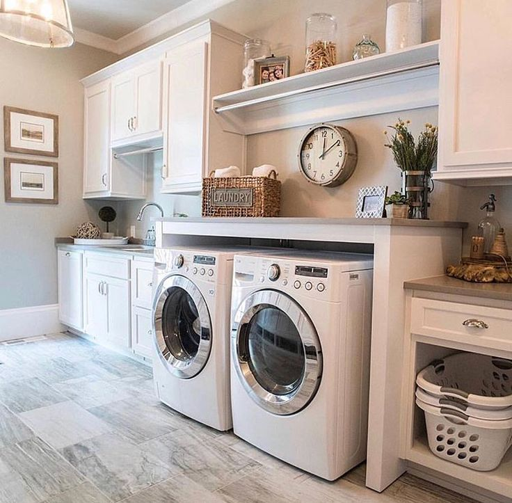 Laundry Room Pantry Ideas Benjamin Moore Antique White: 877 Best Pantry/Storage/Mudroom Images On Pinterest