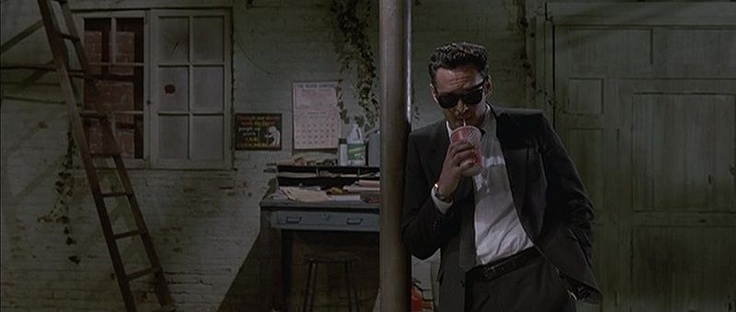 Reservoir Dogs Vic Vega Big Kahuna Burger