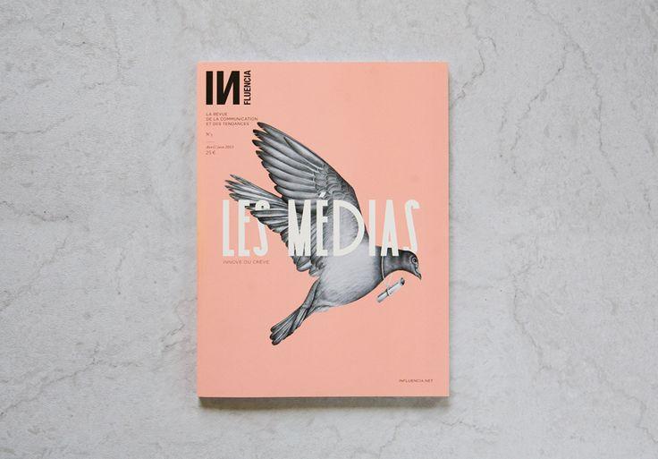Violaine & Jeremy • INFLUENcia n°5 - Les médias