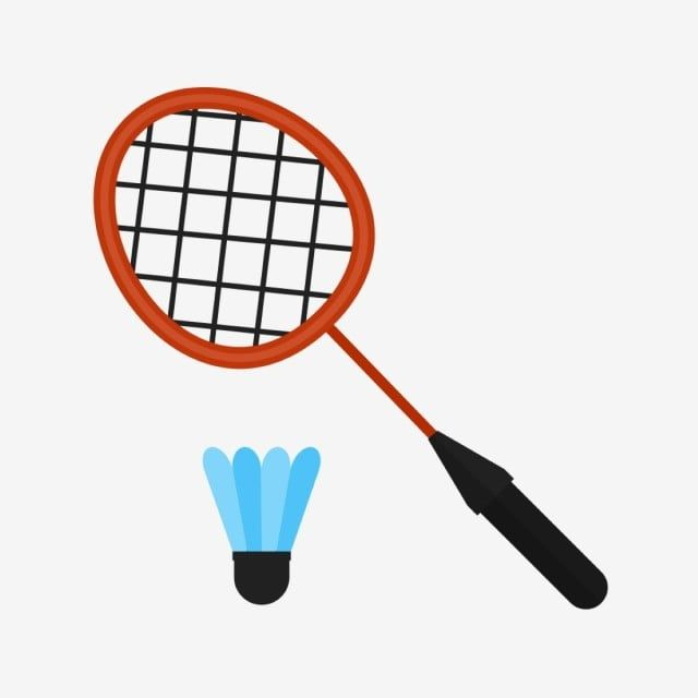 Sports And Game Flat Icon Badminton Clipart Tennis Racket Racket Png And Vector With Transparent Background For Free Download Flat Icon Flat Icon Free Tennis Racket