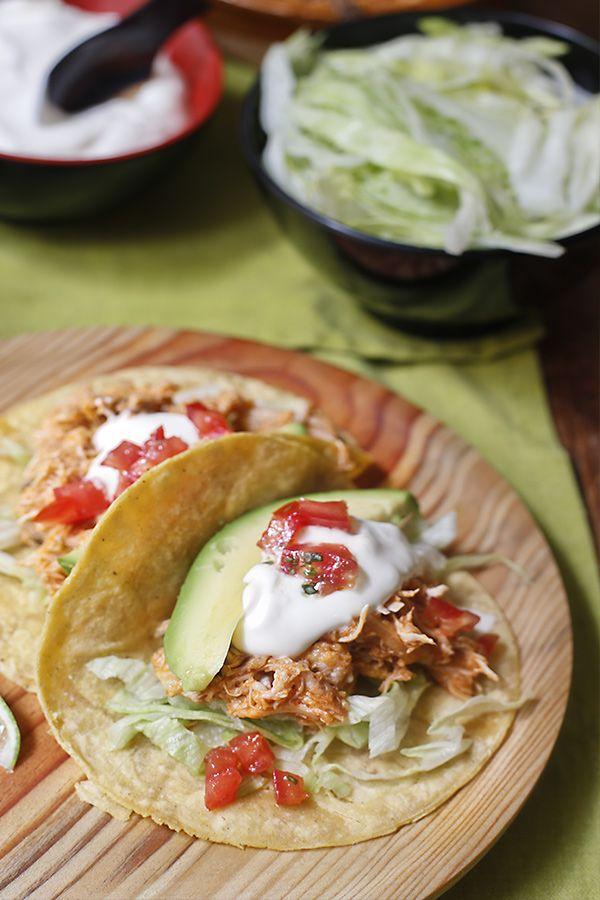 Receta de tinga de pollo para hacer tacos mexicanos de guisado