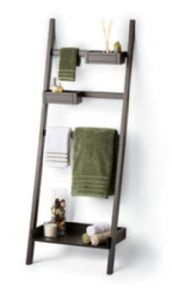Free Standing Towel Rack Ladder