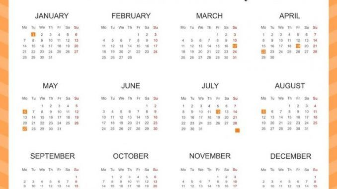 Printable Cute Printable Calendar 2019 Template Calendar 2019