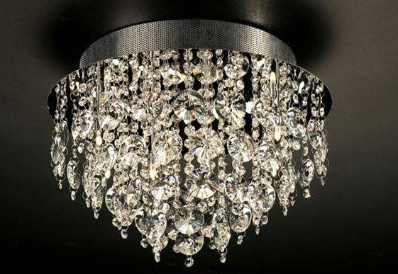 crystal ceiling light chandelier - perfect for the bedroom. #aliexpress