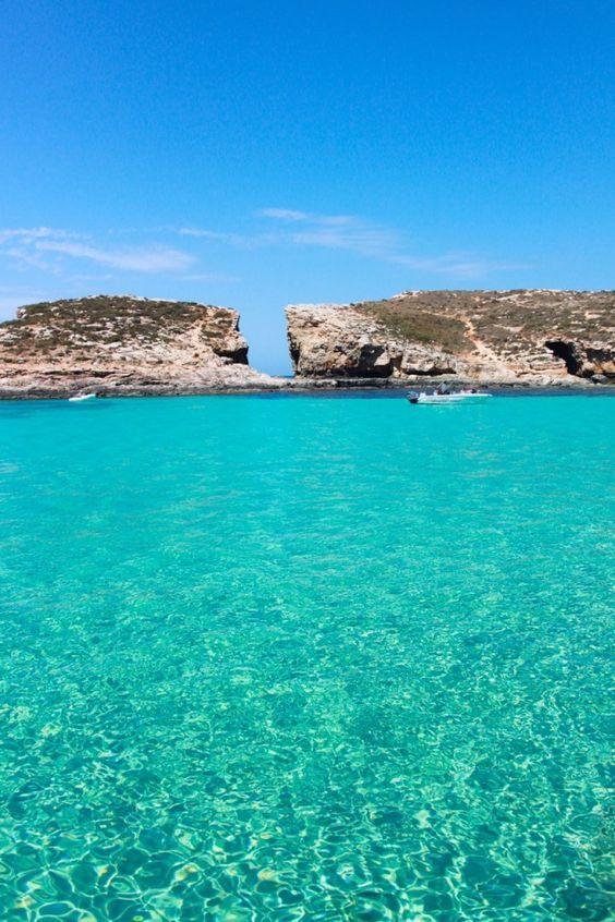 Blue Lagoon, Comino Island, Malta