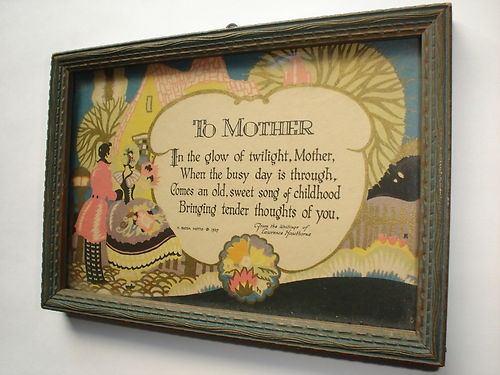 67 best Mother poems from the early years images on Pinterest | Art ...