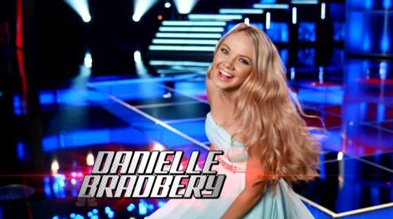 BREAKING NEWS! Danielle Bradberry is the winner of The Voice. #season4 I'm so happy she was my favorite from the beginning!
