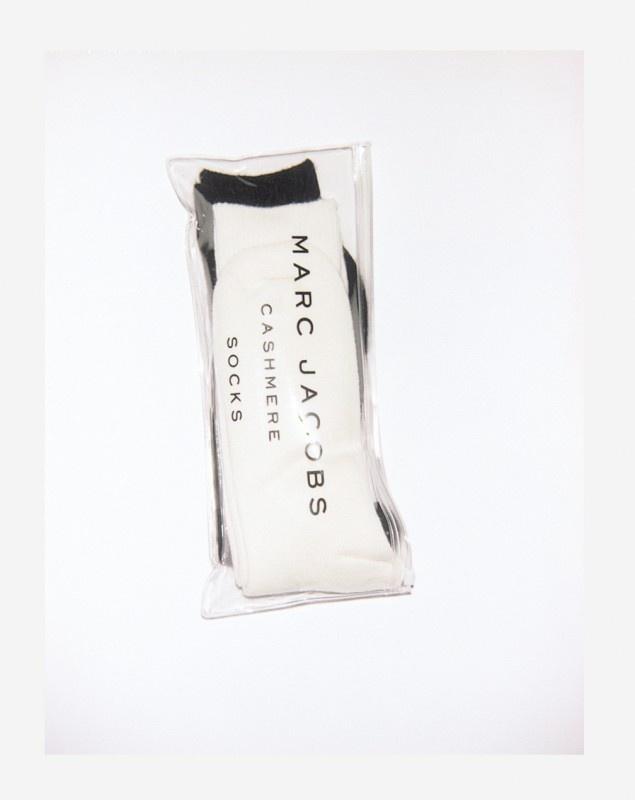 marc jacobs   cashmere socks
