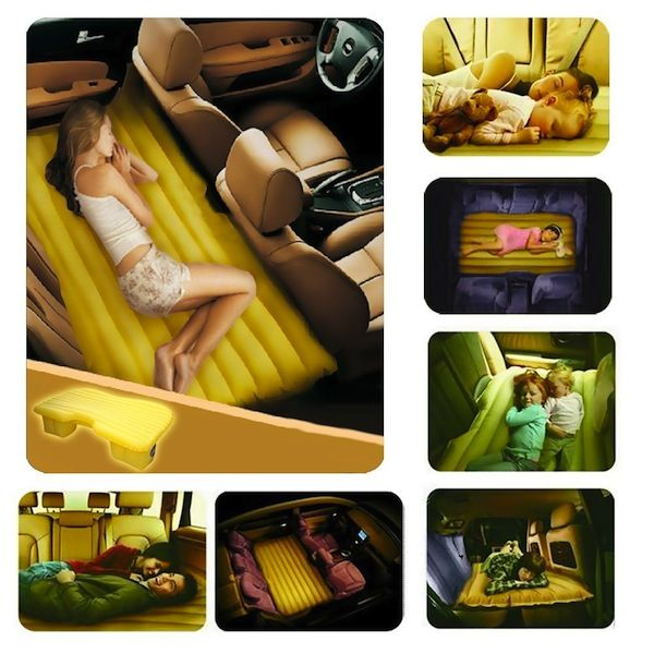 Fuloon Inflatable Travel PVC Bed For Your Car