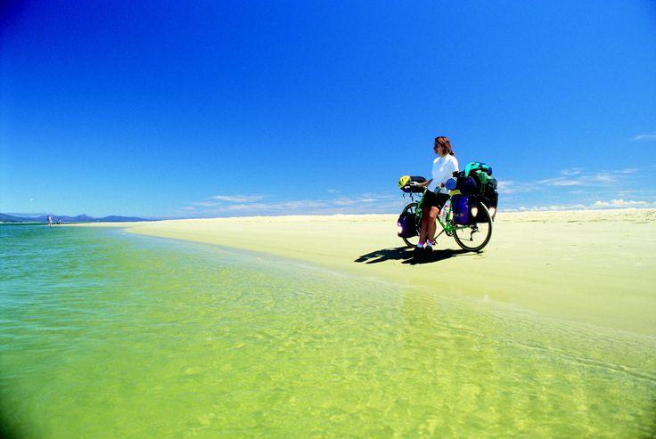 Nine Mile Beach Tasmania