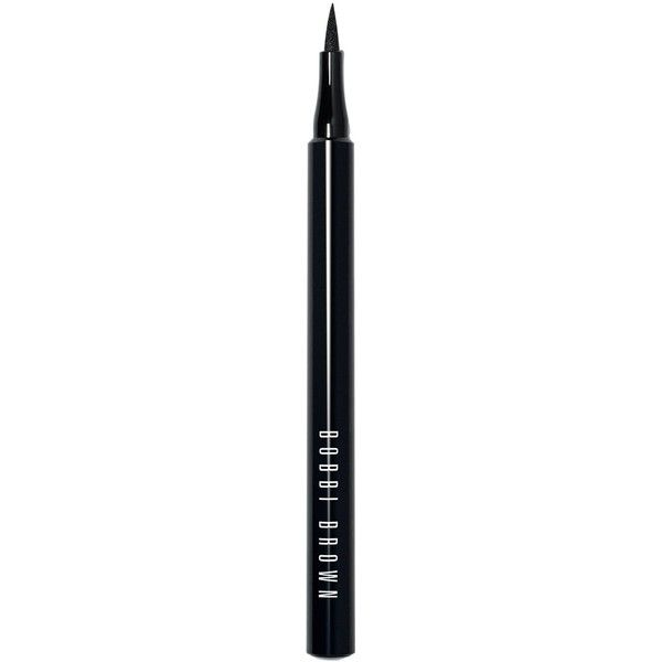 Bobbi Brown Old Hollywood Ink Liner (391.645 IDR) ❤ liked on Polyvore featuring beauty products, makeup, eye makeup, eyeliner, beauty, eyes, cosmetics, blackest black, filler and black eye makeup