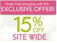Use online coupon code 'EMAIL15OFF' when shopping at Yves Rocher Canada online for 15% off your entire purchase until March 13, 2012.    http://samples-4-free.com/yves-rocher-canada-receive-15-off-your-entire-purchase/