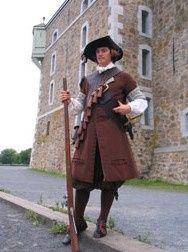 Soldat du Régiment de Carignan-Salières