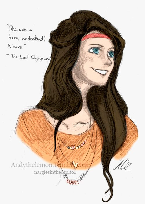 Silena Beauregard...she was a hero. Hear that, Drew!? A HERO.  I hate Drew so much...