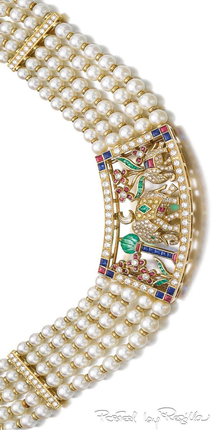 Frivolous Fabulous - Cartier Regilla ⚜