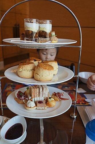 HK - High Tea @ Four Seasons Hotel