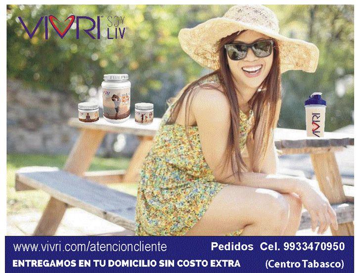 Sistema de Nutrición Esencial Vivri, da a tu cuerpo los nutrientes que necesita para estar saludable envíos a todo el país cel 9933470950
