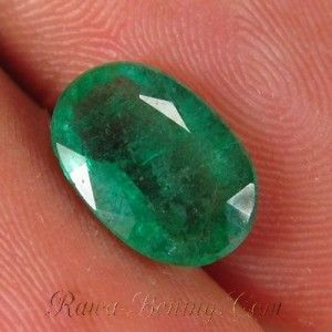 Jual Zamrud Zambia 1.49 Carat 100% Natural ~ Unheat, Untreat