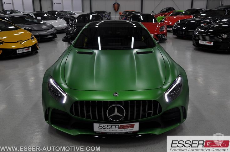 2017 Mercedes-Benz AMG GT R in Alsdorf Germany for sale on JamesEdition