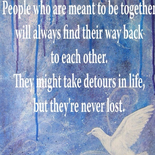 Believe it: Soul Mates, 10 Years, Get A Life, Twin Flames, Meant To Being, Soulmat, Sweet Word, True Stories, 15 Years
