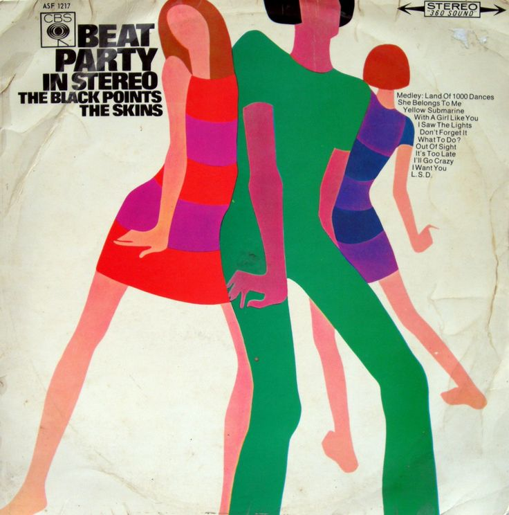 Beat Party in Stereo Vol. 4 1960s